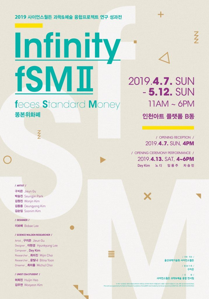 Infinity fSM II Poster