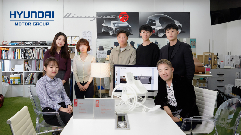 UNIST Design Team Selected to Design Driverless Cars with Hyundai Motor Group