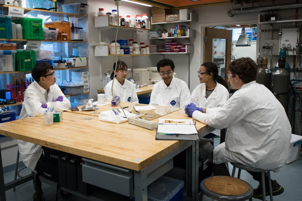 2019 UNIST-Harvard SEAS Summer Exchange Program 2