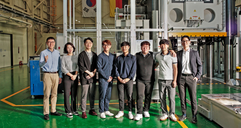 UNIST Partners with KAI to Develop Aircraft Composite Parts