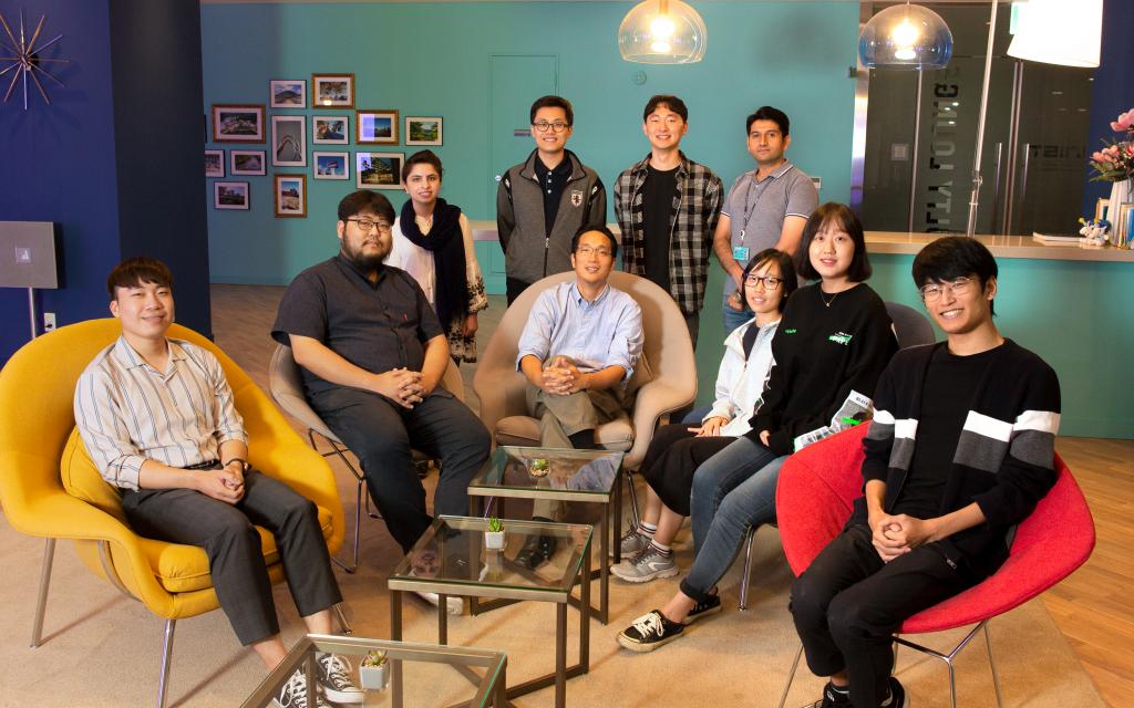 JunHee Lee's research team