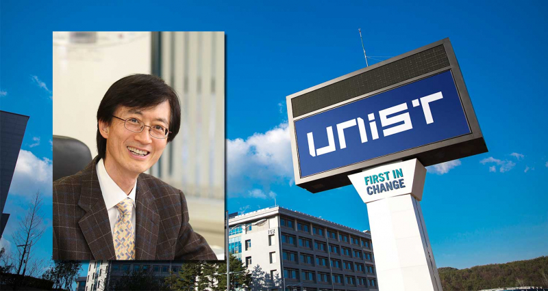 New President Appointed to UNIST