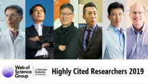 Six UNIST Researchers Named 'World's Most Highly Cited Researchers'