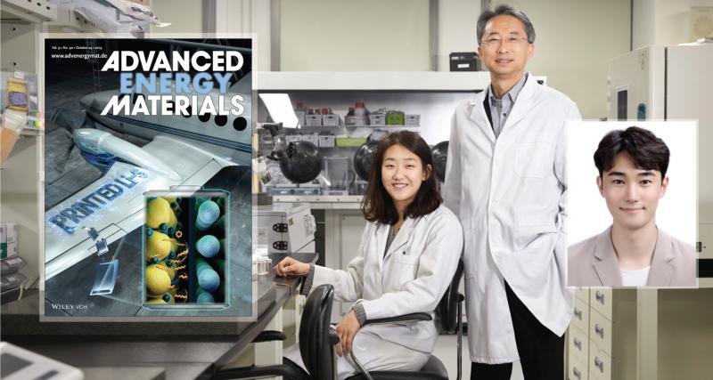 New Study Presents All‐Solid‐State Printed Bipolar Li–S Batteries