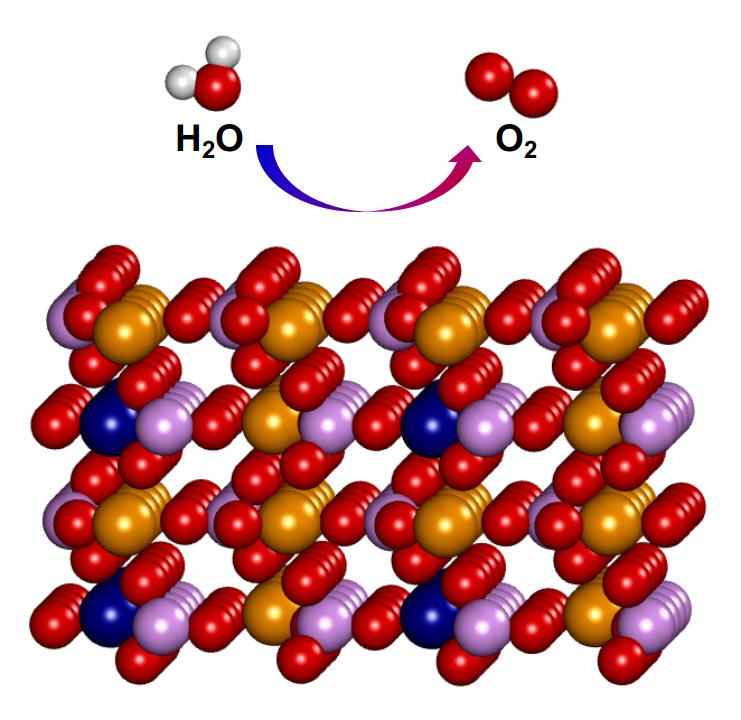 연구사진이론적으로-예측된-철코발트-인산FeCoPO₄-촉매-물질의-구조