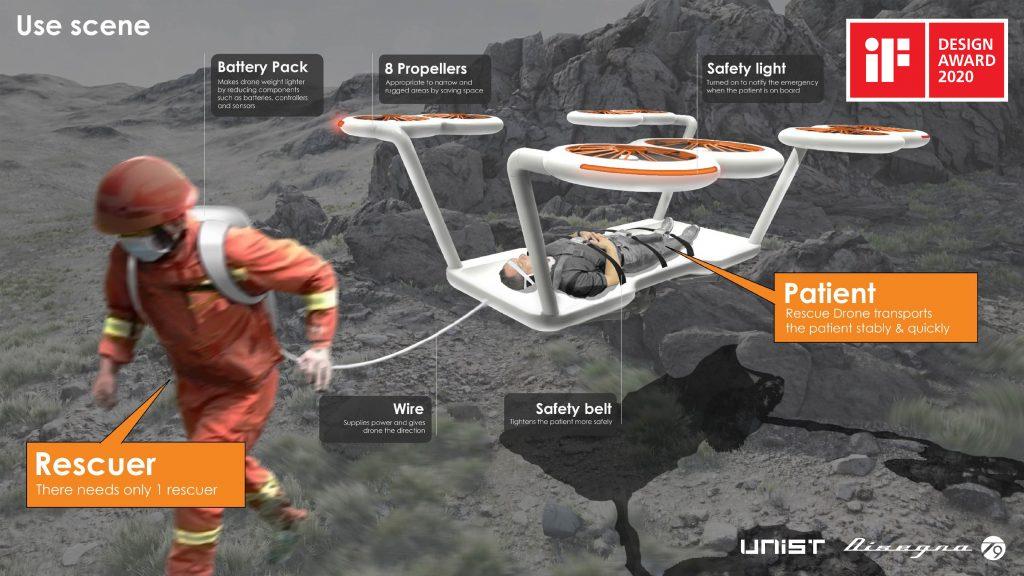 Rescue drone 2
