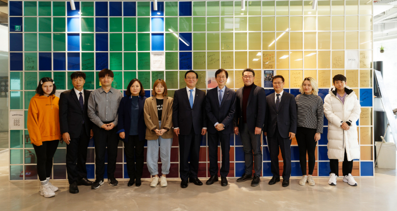 UNIST Empowers Local Startup Ecosystem, Together with Ulsan!