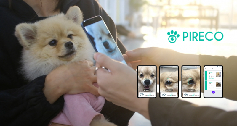 A multi-biometric recognition and registration system for companion animals by Pireco, the UNIST student-led venture company, has recently been adopted as an international standard project. l Image Credit: Pireco