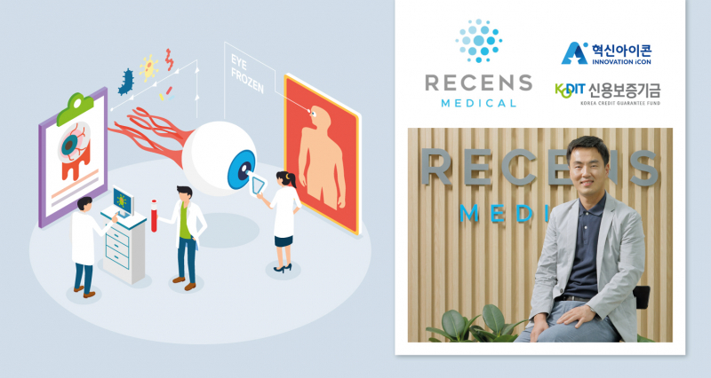 Biomedical Startup 'RecensMedical' Attracted 10 Billion KRW in Investment from KODIT
