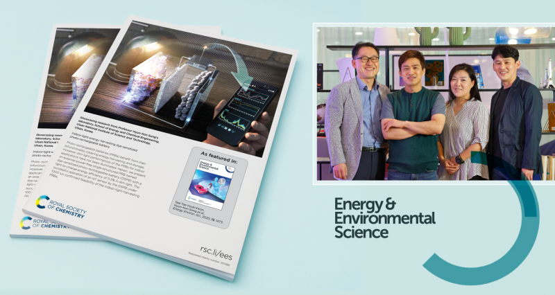 New Study Presents Indoor-light-energy-harvesting Dye-sensitized Photo-rechargeable Battery