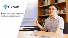 UNIST Professor Honored with Most Influential PLDI Paper Award