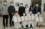 Four UNIST Laboratories, Selected as Excellent Safety Management Laboratories!