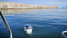 Unveiling Smart Buoys for Marine Environment Monitoring!