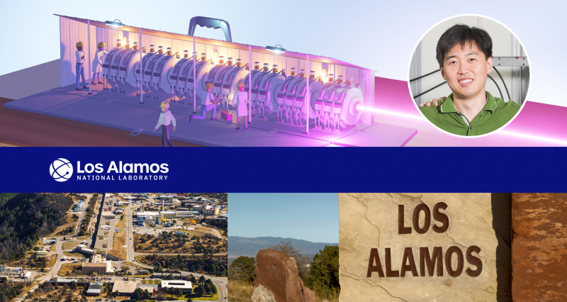 UNIST Graduate Offered to Join Los Alamos National Laboratory!