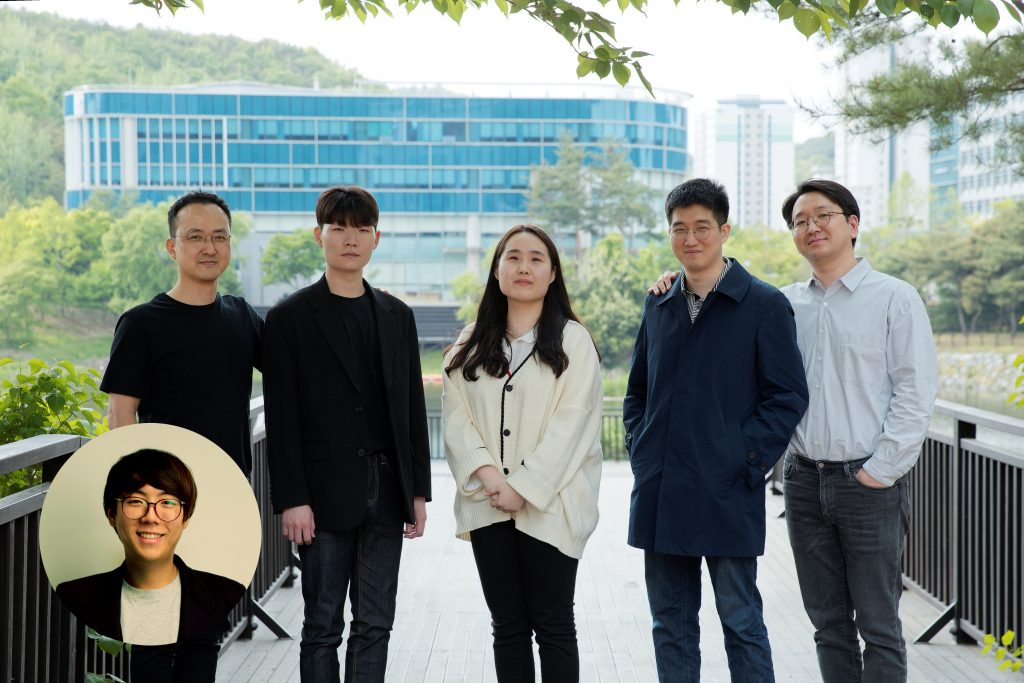 TOQUE design team. From left are