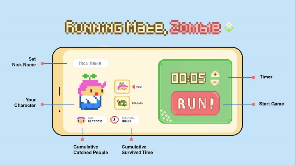 Zombie run 3