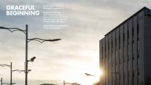 울산과학기술원으로 처음 맞는 새해, 2016년 UNIST의 아침 풍경입니다. 캠퍼스를 비추는 우아한 햇살은 UNIST가 꿈꾸는 미래를 상징합니다. '연구'와 '창업'을 중심으로 지역과 함께하고, 세계 10위권 대학으로 당당히 올라선 모습! 생각만 해도 두근두근, 마음이 설렙니다. UNIST가 선보이는 근사한 미래를 공개합니다. 자, 이제 그 시작을 함께 할까요? | 사진: 안홍범