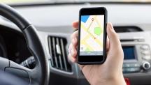 '드라이빙 코치' 서비스는 운전자의 운행 경로와 운행 패턴 정보를 운전 코치에게 실시간으로 전달한다.