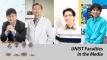 [Short News] 언론이 주목한 교수들… 백정민, 이상영, 박태주, 박종화