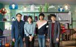 [연구진] 왼쪽부터 최원영 교수, 진은지 연구원, 이인성 연구원, 민승규 교수