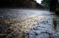 비와 미세먼지