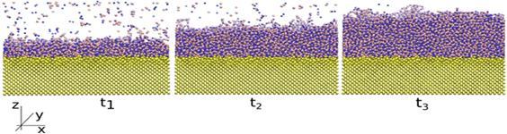 [연구그림] 비정질 질화붕소 증착과정