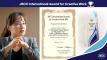 UNIST 문회리 교수, 일본 권위 화학학회의 국제 창의연구상 수상