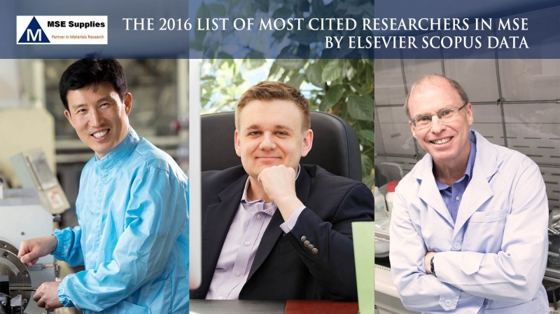 UNIST Faculty Named among World's Most Cited Researchers