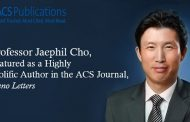 UNIST Professor Featured as a Highly Prolific Author in ACS Journal