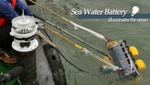 UNIST Illuminates the Ocean with Its Seawater Battery Technology