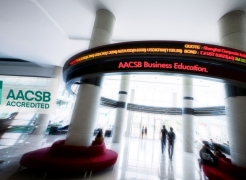 UNIST Business School Earns AACSB International Accreditation