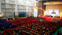 [2019 Commencement] UNIST Confers Degrees to 1,043 Graduates