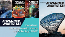World-renowned Journal, Advanced Materials Pays Special Attention to UNIST