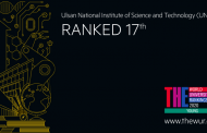 THE Young University Rankings 2020: UNIST Ranked 17th Place