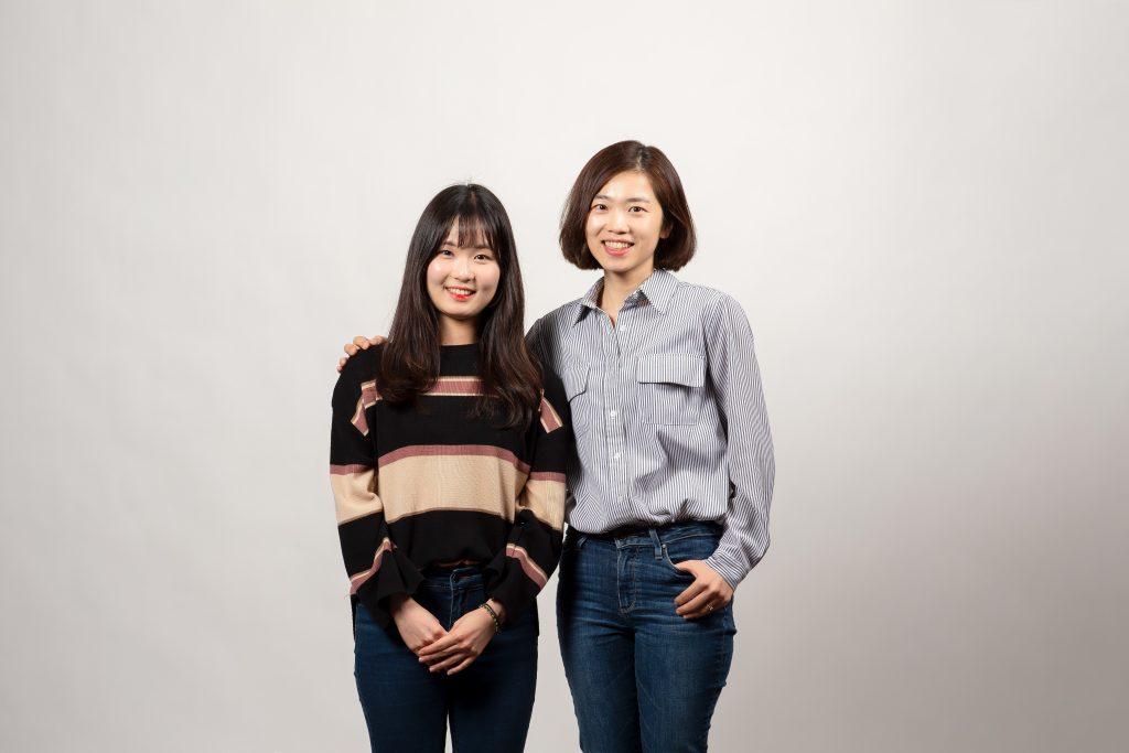 Professor So Youn Kim and SolMi Oh