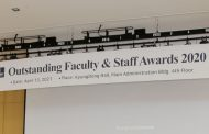 Outstanding Faculty and Staff Awards Honoring 2020 Winners!