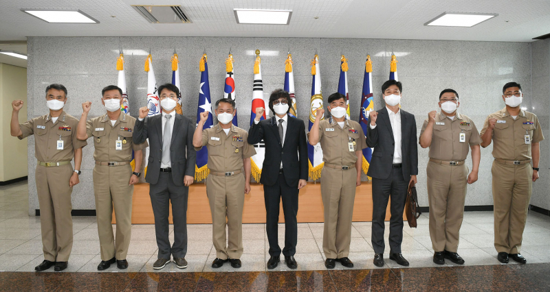UNIST AI Graduate School to Sign Cooperation MoU with Naval Education and Training Command