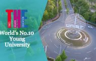 UNIST Jumps Seven Spots to No. 10 in THE Young University Rankings 2021!