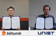 UNIST Blockchain Research Center Partners with Bithumb for Research Cooperation